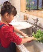 キッチンのつまりのケース 水道パッキン交換 水道工事 水漏れ